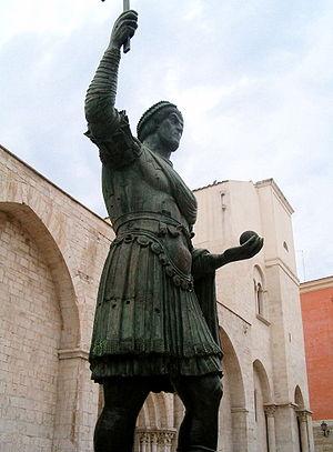 Colossus of Barletta - Image: Colosso di Barletta