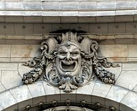 Comedy Mask at the Majestic Theatre (Boston, MA).jpg