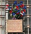 Commissariat de secteur du 8e arrondissement de Lyon - plaque Robert Coutenceau.jpg