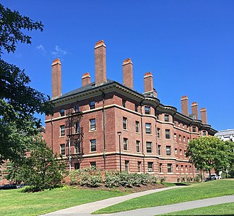 Shepley, Rutan and Coolidge - Conant Hall at Harvard University