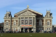 Description de l'image Concertgebouw.jpg.