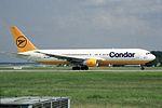 Condor Boeing 767-330-ER D-ABUH (27341330791).jpg