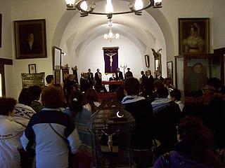 Villa Constitución City in Santa Fe, Argentina