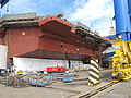 Construction of HMS Queen Elizabeth MOD 45157276.jpg