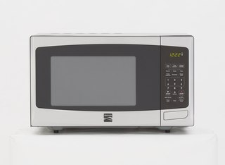 Microwave oven kitchen appliance