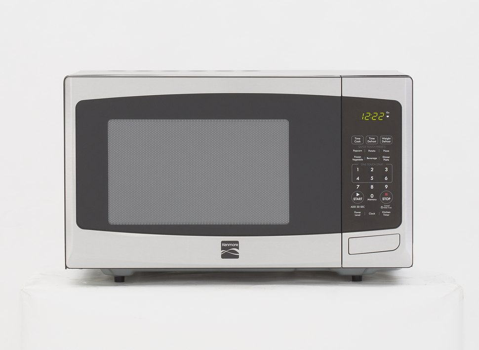 Consumer Reports - Kenmore microwave oven