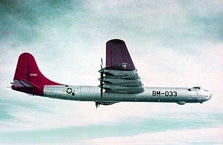 1950 British Columbia B-36 crash