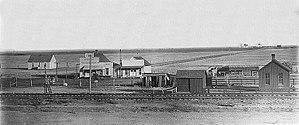 Conway, Texas - Conway, circa 1909