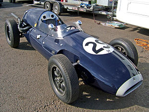 Cooper T43 - A Cooper T43 in Formula Two form