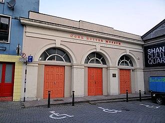 Cork Butter Museum - Image: Cork Butter Museum 2012