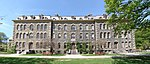 Cornell Morrill Hall photostitch rectilinear corrected May 2009.jpg