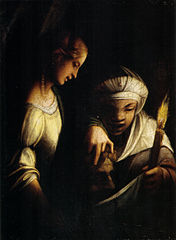 Judith and Her Maidservant