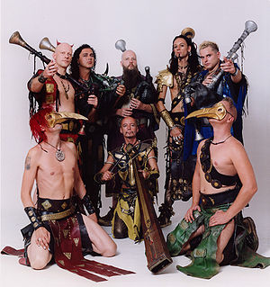 Corvus Corax (band)