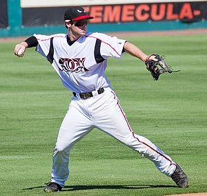 Cory Spangenberg - Spangenberg with the Lake Elsinore Storm