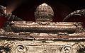 Cosimo merlini il vecchio, reliquiario dei ss. marco papa, amato abate e concordia martire, 1622, argento su legno 06.JPG