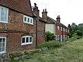 Cottages in Vicarage Lane - geograph.org.uk - 1991381.jpg