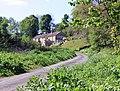 Cottages near Mount Pleasant Farm, Crambeck - geograph.org.uk - 1295969.jpg