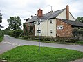 Cottages on a road junction at The Stream - geograph.org.uk - 939785.jpg