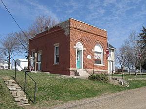 Cotter, Iowa - Image: Cotter Iowa