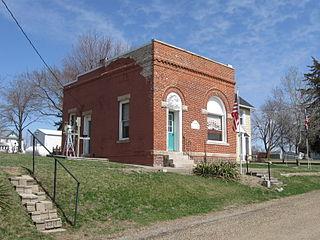 Cotter, Iowa City in Iowa, United States