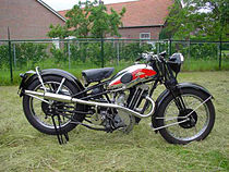 Cotton model 37/600 (600 cc 1937)