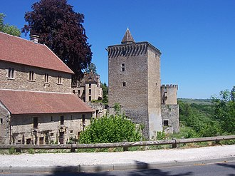 Couches - Image: Couches Chateau 1