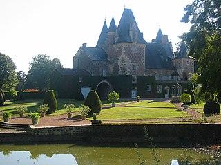 Lys-Haut-Layon Commune in Pays de la Loire, France