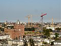 Cranes in the Sky New Orleans 2012.jpg
