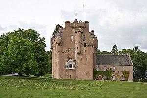 Crathes Castle - Image: Crathes Castle