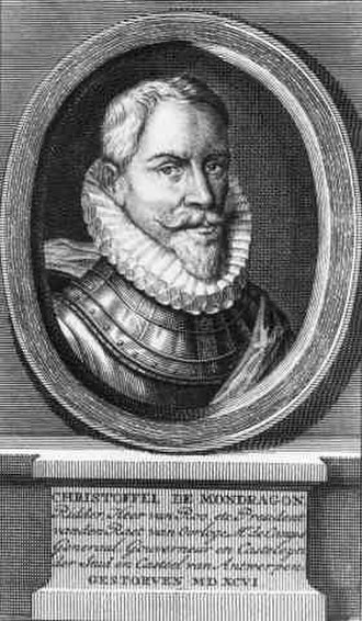 Siege of Middelburg (1572–74) - Spanish commander Cristóbal de Mondragón