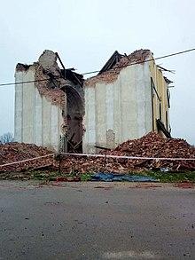 2020 Petrinja Earthquake Wikipedia