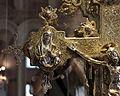 Croce processionale donata dal vescovo marino contareno, xv sec. 03.JPG