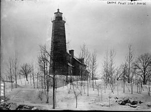Crown Point Light