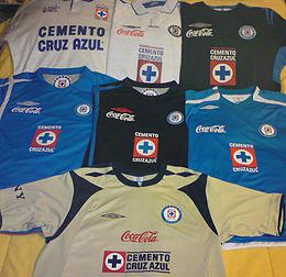 80340f3519d Cruz Azul Fútbol Club - Wikipedia