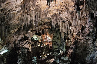 Caves of Nerja Cave and archaeological site in Spain