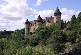 Image illustrative de l'article Château de Culan