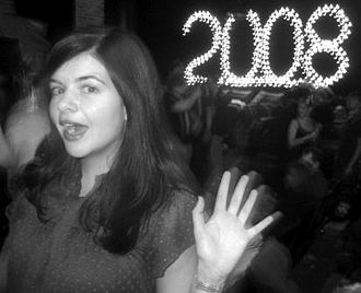 Casey Wilson - Casey Wilson on New Year's 2008.