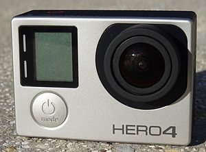 Body worn video - GoPro action camera Hero 4 (02)