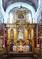 Czerwińsk nad Wisłą - Kościół Zwiastowania NMP - ołtarz.jpg
