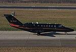 D-ISJP Cessna 525A CitationJet CJ2 (15632698793).jpg