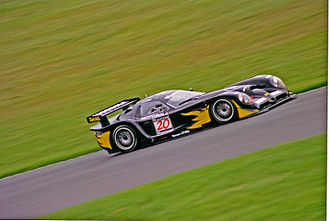 DAMS - A Panoz Esperante GTR-1 campaigned by DAMS in the 1997 FIA GT Championship season