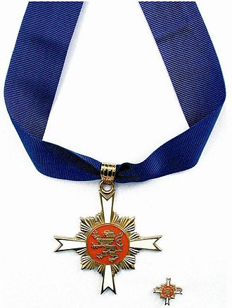 Hessian Order of Merit - Image: DEU Hessischer Verdienstordens