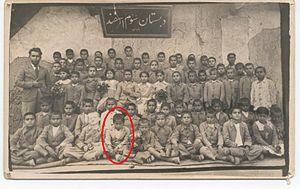 Hossein Aslani - Image: Dabestan