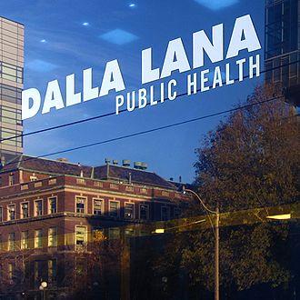 Dalla Lana School of Public Health - Image: Dalla Lana School of Public Health