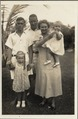 Dallas McNeil and family on Fanning Island, ca. 1933.tif