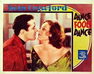 <i>Dance, Fools, Dance</i> 1931 film by Harry Beaumont