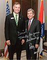 Daniel Oerther and Missouri Senator Roy Blunt Russell Senate Office Building.jpeg