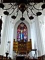 Danzig - Marienkirche, Innenaufnahme - Kościół Mariacki, W domu - panoramio.jpg