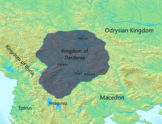 Dardani Ancient tribe in the Balkans