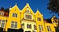 """Das Anwesen der """" Margarethenhof """" in Flensburg (1609 Urkundlich erwähnt) war in antiquarianischen Tagen ein Zuckerhof, eine Eisengießerei und Maschinenfabrik. Die Eisengießerei wurde im Jahr 1961 stillgelegt. - panoramio.jpg"""